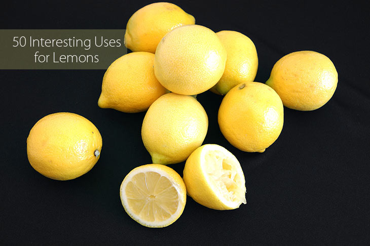 When Life Gives You Lemons-50 Interesting Uses