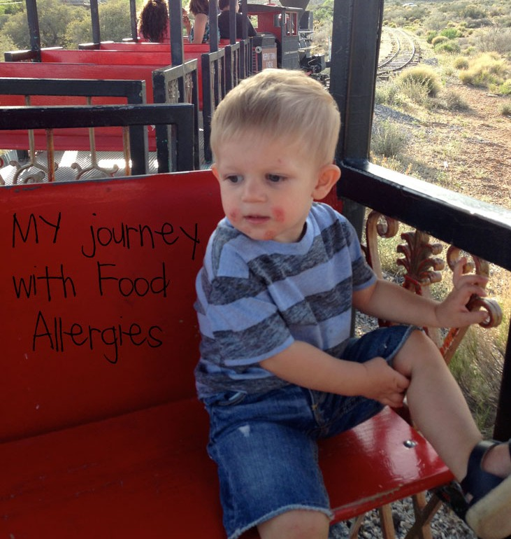 The call…my journey with food allergies(part 1)
