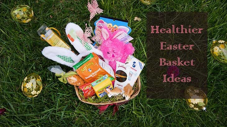 50 Healthier Options for Easter Baskets