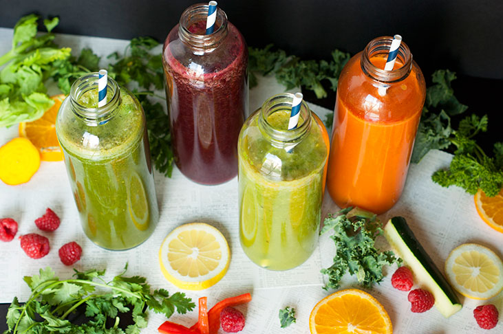 10 Summer Worthy Juice Recipes
