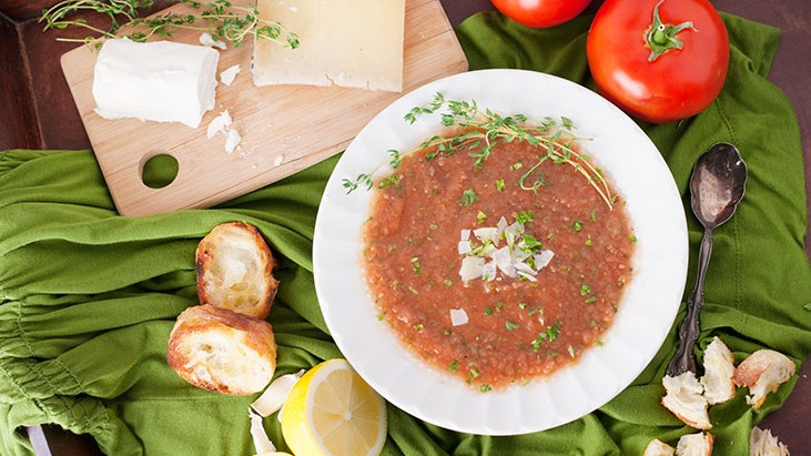 Mouth Watering Gazpacho