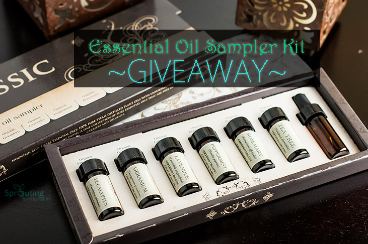 Essential Oils GIVEAWAY!