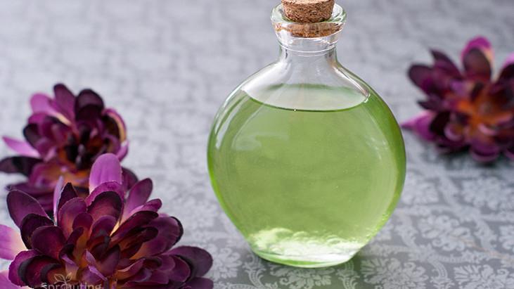 Amorous Massage Oil